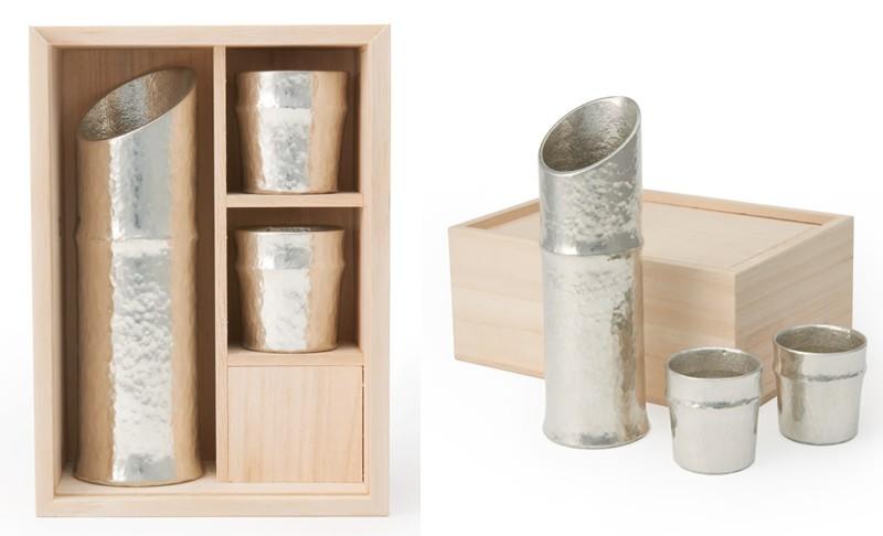 nousaku_bamboo sake set