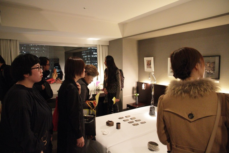 ART FAIR SAPPORO at Cross Hotel - photo by Yoshisato Komaki