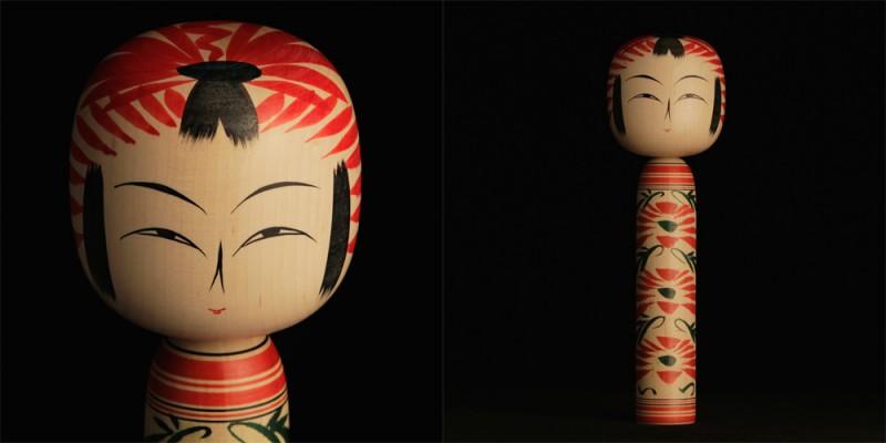 Togatta kokeshi KazuoSato013
