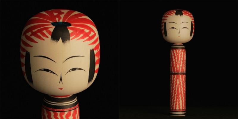 Togatta kokeshi KazuoSato015