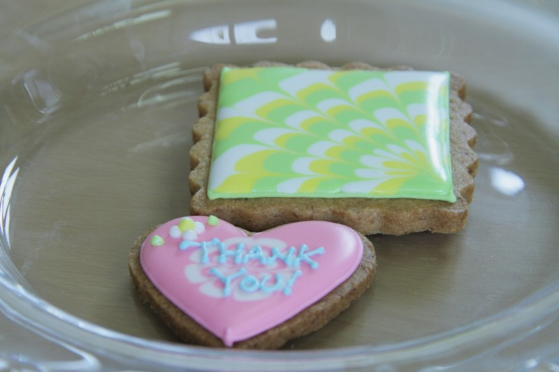 Icing cookies 17
